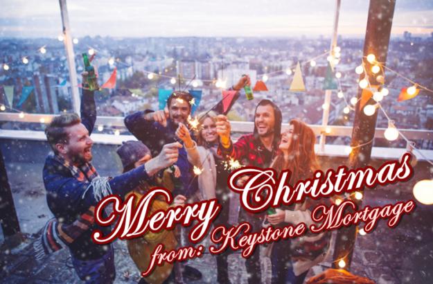 Merry Christmas from Keystone Mortgage!