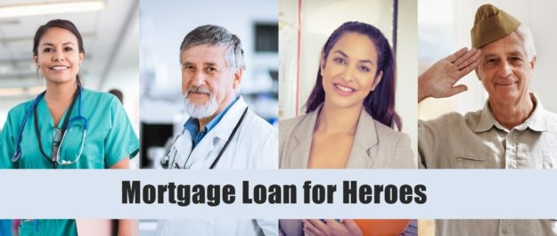 Best Mortgage Loan for Heroes