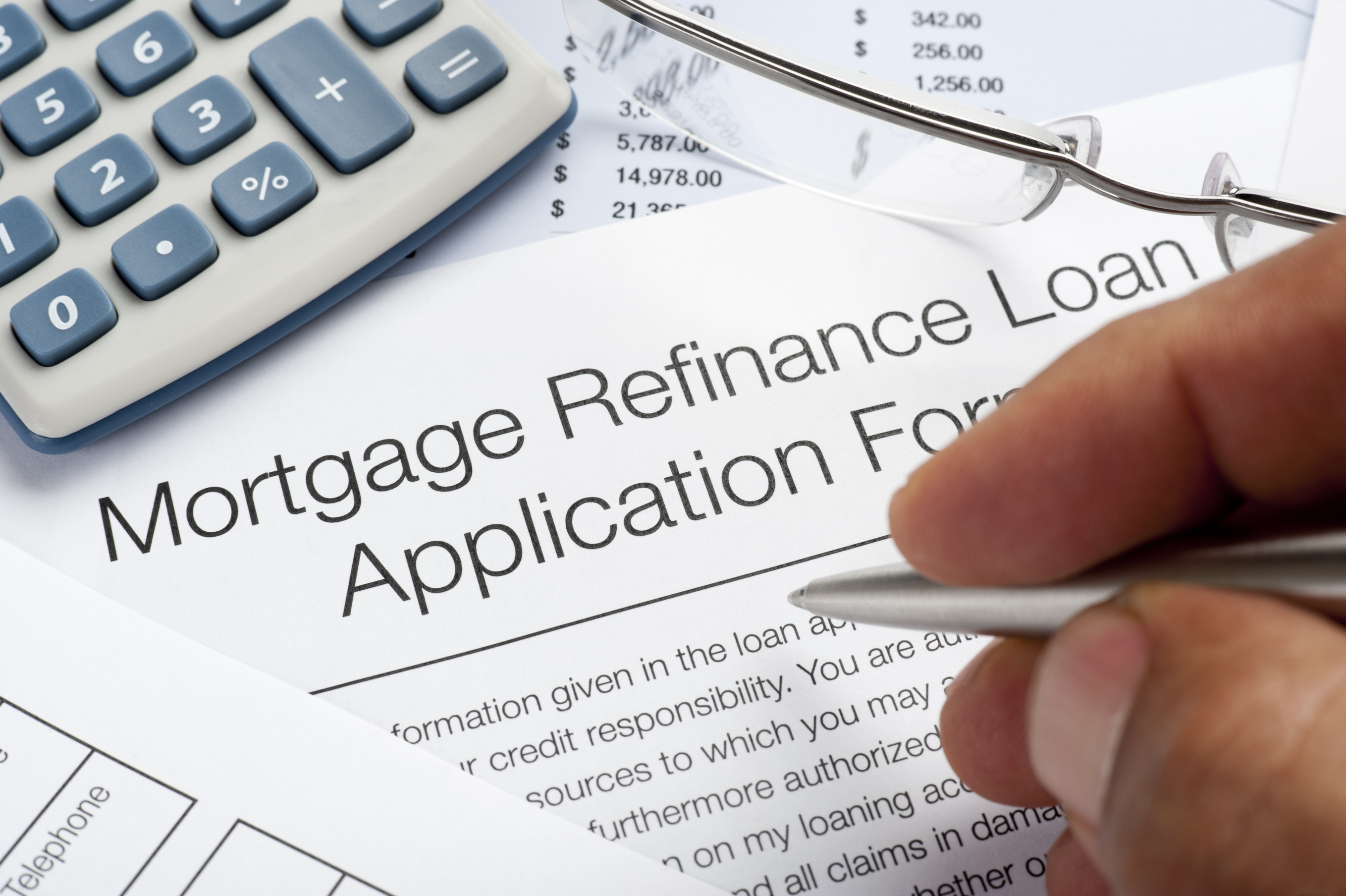 Great Time to Refinance
