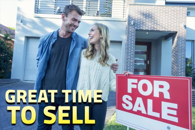 Home News: Great Time To Sell