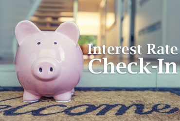 update interest rate check in